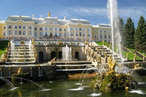 Allegro train packages to St. Petersburg